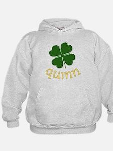 Quinn Irish Hoodie