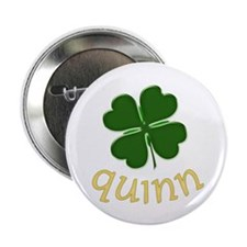 "Quinn Irish 2.25"" Button (10 pack)"