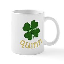 Quinn Irish Mug