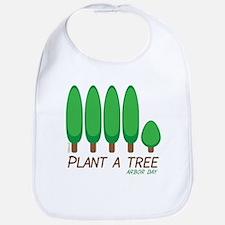 Plant A Tree - Arbor Day Bib