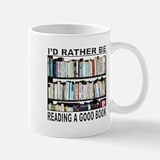 BOOK LOVER Small Small Mug