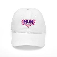Mom: One Cool Mutha Baseball Cap
