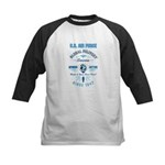 Air Force Delivery Kids Baseball Jersey
