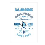 Air Force Delivery Postcards (Package of 8)
