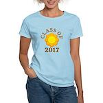 Sunflower Class Of 2017 Women's Light T-Shirt