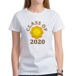 Sunflower Class Of 2020 Women's T-Shirt
