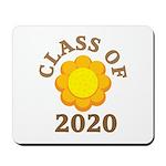 Sunflower Class Of 2020 Mousepad
