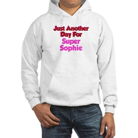 Another Day Sophie Hooded Sweatshirt