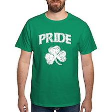 Irish Pride Shamrock T-Shirt