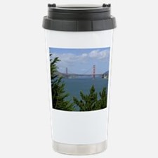 bay area bridge Travel Mug