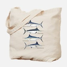 4 Marlin Tote Bag
