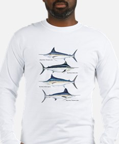 4 Marlin Long Sleeve T-Shirt