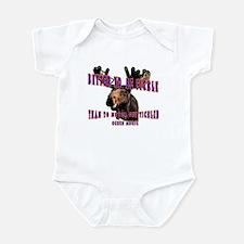 Ogden Moose Quote Infant Bodysuit