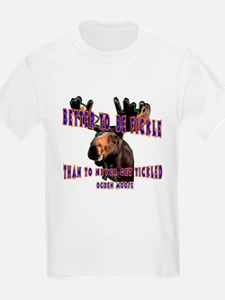 Ogden Moose Quote T-Shirt