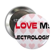"I Love My Electrologist 2.25"" Button"