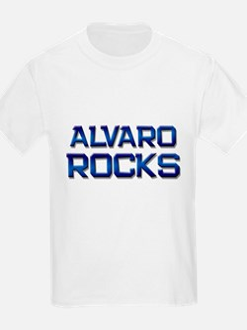 alvaro rocks T-Shirt