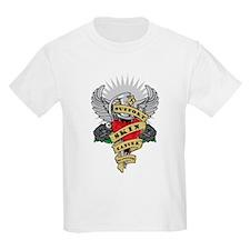 Skin Cancer Dagger T-Shirt