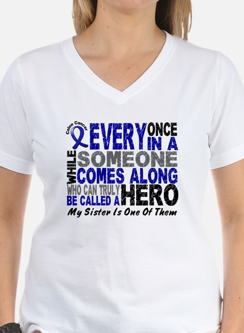 HERO Comes Along 1 Sister CC Shirt