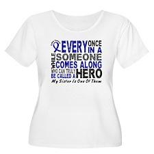 HERO Comes Along 1 Sister CC T-Shirt