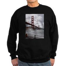 foggy golden gate Sweatshirt