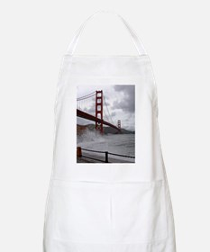 foggy golden gate BBQ Apron