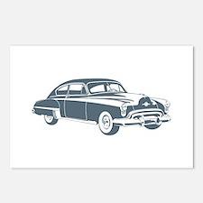 1949 Oldsmobile Rocket 88 Postcards (Package of 8)