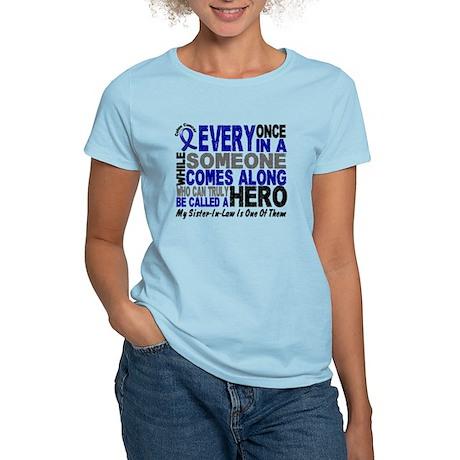 HERO Comes Along 1 Sister-In-Law CC Women's Light