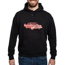 1958 Plymouth Fury Hoodie