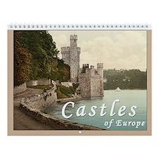 Castles of Europe Calendar