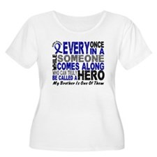 HERO Comes Along 1 Brother CC T-Shirt