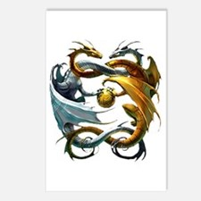 Battle Dragons Postcards (Package of 8)