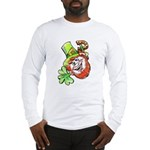Lucky the Leprechaun Long Sleeve T-Shirt