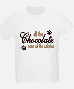 All the Chocolate T-Shirt