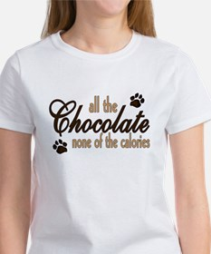 All the Chocolate Women's T-Shirt