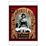 The Tattooed Lady Vintage Advertising Print Poster
