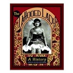 The Tattooed Lady Vintage Advertising Print Small