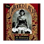 The Tattooed Lady Vintage Advertising Print Tile C