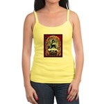 The Tattooed Lady Vintage Advertising Print Tank T