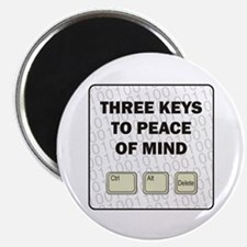 Peace Of Mind Magnet