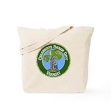 Arbor Day Vermont Tote Bag
