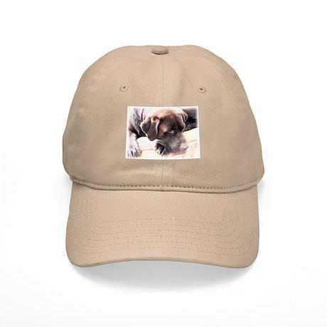 Chocolate Lab Cap