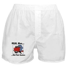 Guys Kick It Boxer Shorts