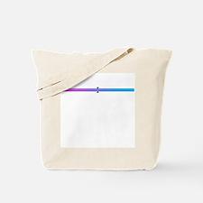 genderqueer mid Tote Bag
