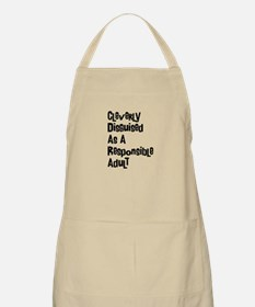 Cleverly Disguised BBQ Apron