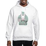Bad Luck Bunny Hooded Sweatshirt