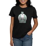 Bad Luck Bunny Women's Dark T-Shirt