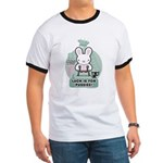 Bad Luck Bunny Ringer T