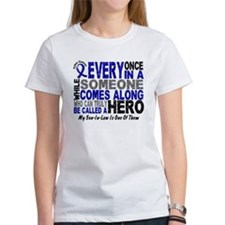HERO Comes Along 1 Son-In-Law CC Tee