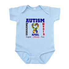 Autism Awareness Month Infant Bodysuit