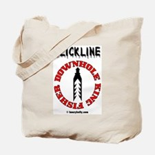 Slickline King Fisher Tote Bag